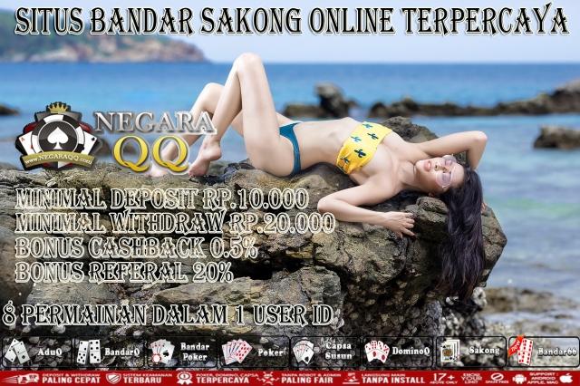 Situs Bandar Sakong Online Terpercaya
