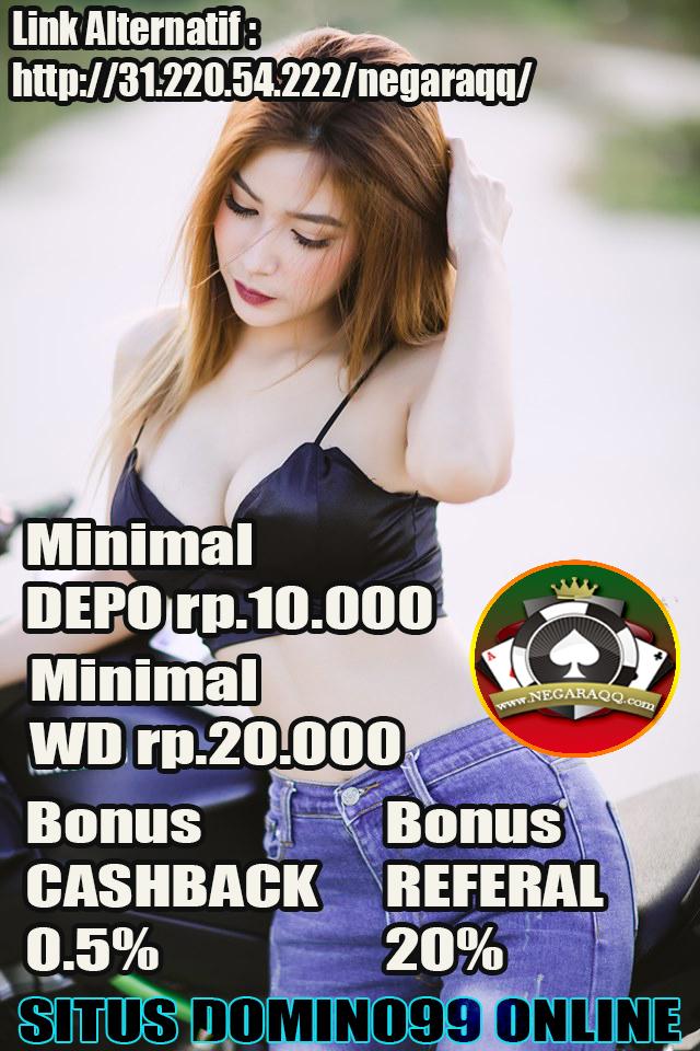 Situs Domino99 Online Terbaik